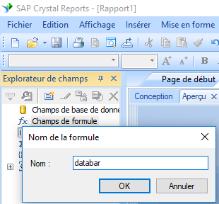 GS1-Databar code barres create formule crystal reports